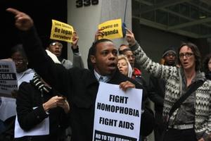 Homofil dating i Uganda