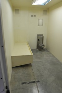 Celle på Camp 6 (c) US DoD